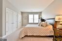 Spacious 2nd bedroom - 11322 SCOTT PETERS CT, MANASSAS