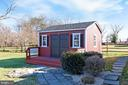 3 secure sheds - one with electricity! - 9401 OX RD, LORTON