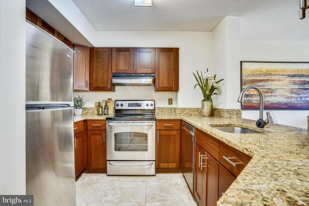 Plenty of counter top space for meal preparation - 2100 LEE HWY #344, ARLINGTON
