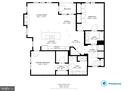 Condo Floor Plan - 3160 JOHN GLENN ST #308, HERNDON
