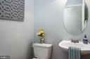 Half Bathroom - 6482 EMPTY SONG RD, COLUMBIA