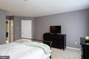 Primary Bedroom (alt view) - 6482 EMPTY SONG RD, COLUMBIA