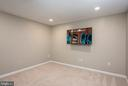Basement Den or Exercise Room (alt view) - 6482 EMPTY SONG RD, COLUMBIA