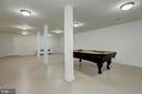 Guest Apartment Recreation Room - 15325 MASONWOOD DR, GAITHERSBURG