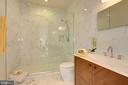 Renovated Bathroom - 15325 MASONWOOD DR, GAITHERSBURG