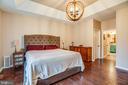 Primary Bedroom - 229 COLEBROOK RD, FREDERICKSBURG