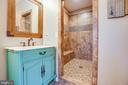 Primary Bath with Shower - 229 COLEBROOK RD, FREDERICKSBURG