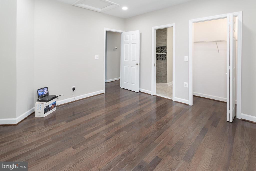 Master Bedroom - 4502 DIX ST NE, WASHINGTON