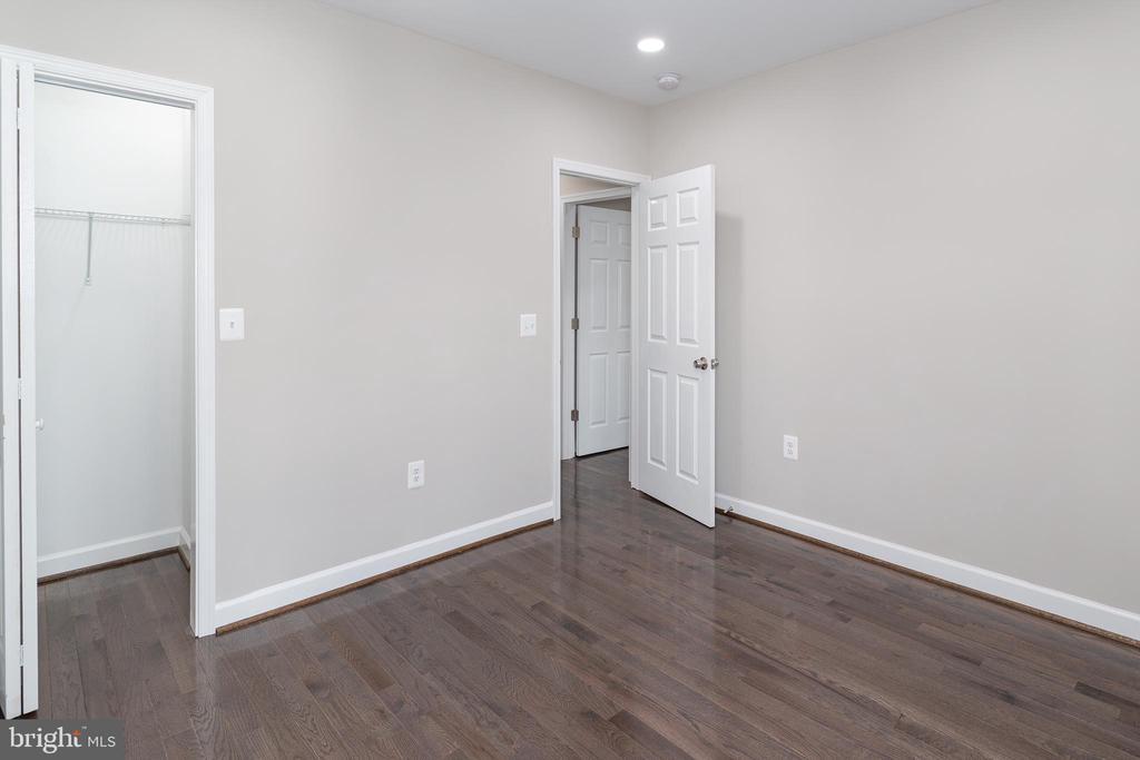 Bedroom 2 - 4502 DIX ST NE, WASHINGTON