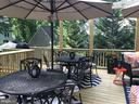 Grilling, celebrating or just relaxing........... - 11588 LAKE NEWPORT RD, RESTON