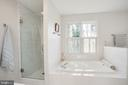 New owner custom shower completed Dec 2020 - 6102 NEW PEMBROOK LN, FREDERICKSBURG