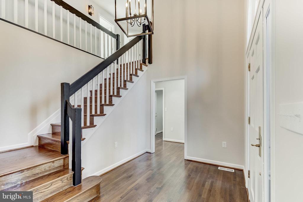 Foyer - 6125 WOODED RUN DR, COLUMBIA