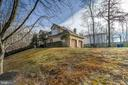 Exterior and Yard - 6125 WOODED RUN DR, COLUMBIA