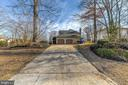Exterior - 6125 WOODED RUN DR, COLUMBIA