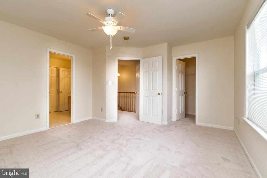 Great closet space!! - 22909 ADELPHI TER, STERLING