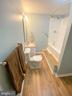 Full Bath in the basement - 10809 WISE CT, SPOTSYLVANIA