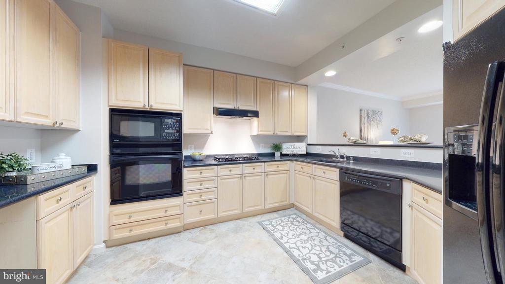 Gourmet Kitchen! - 19350 MAGNOLIA GROVE SQ #103, LEESBURG