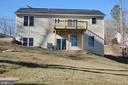 Back - 1066 LAKEVIEW DR, STAFFORD