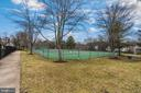 Tennis courts - 129 NORTHAMPTON BLVD, STAFFORD