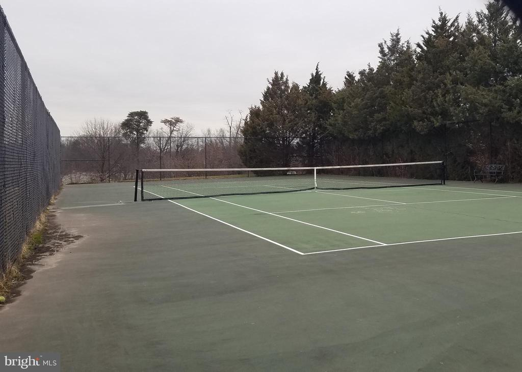 Tennis Court - 5624 WILLOUGHBY NEWTON DR #11, CENTREVILLE