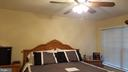 Master Bedroom - 5624 WILLOUGHBY NEWTON DR #11, CENTREVILLE