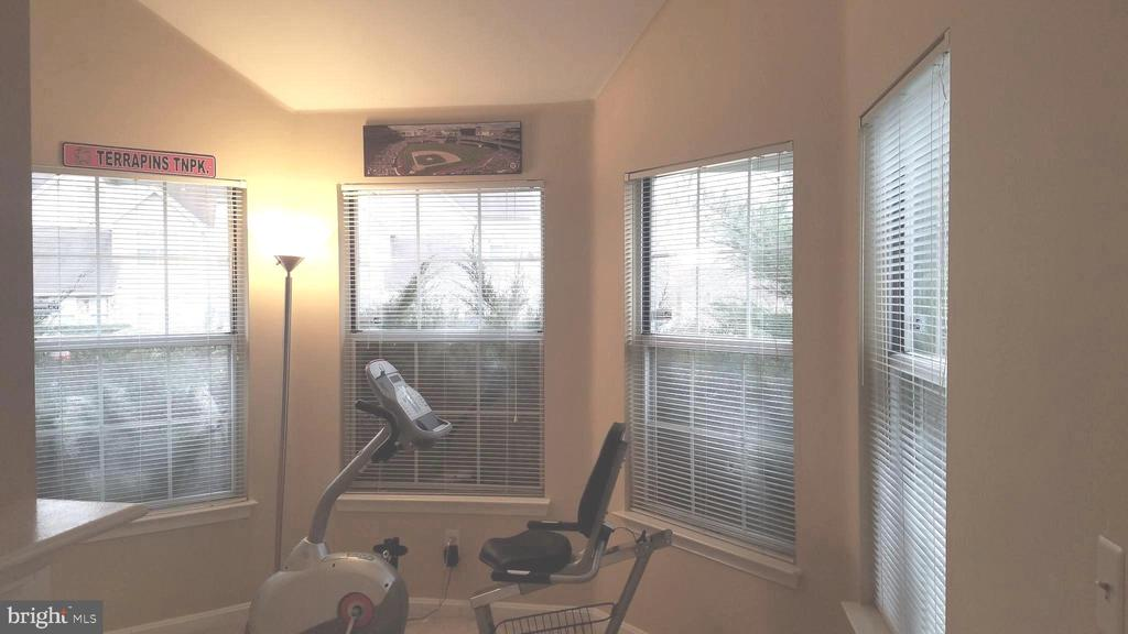 sunroom - 5624 WILLOUGHBY NEWTON DR #11, CENTREVILLE