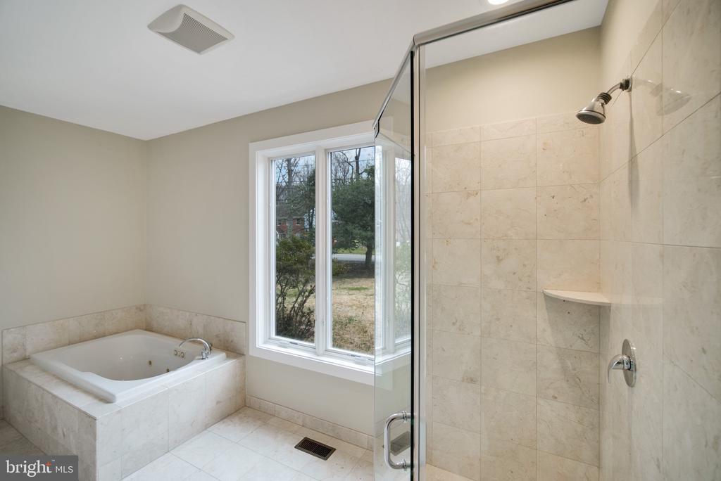In-Law Suite Bathroom - 319 STONINGTON RD, SILVER SPRING