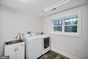 Laundry Room - 319 STONINGTON RD, SILVER SPRING