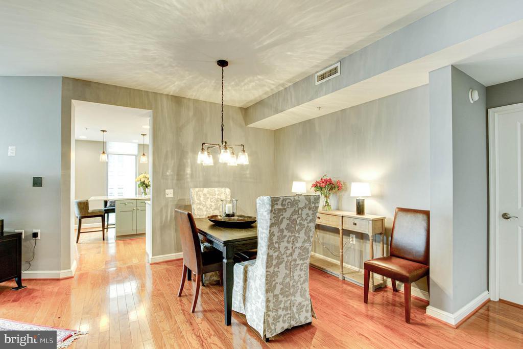 Dining Room - 11990 MARKET ST #1301, RESTON