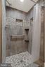dazzling stonework shower - 515 7TH ST SE, WASHINGTON