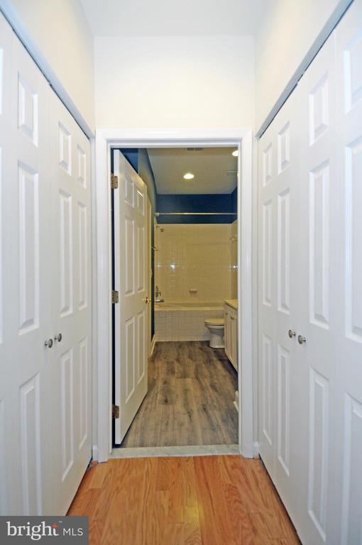 Two closets - 2310 14TH ST N #205, ARLINGTON