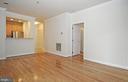 High ceilings and crwon moldings!!! - 2310 14TH ST N #205, ARLINGTON
