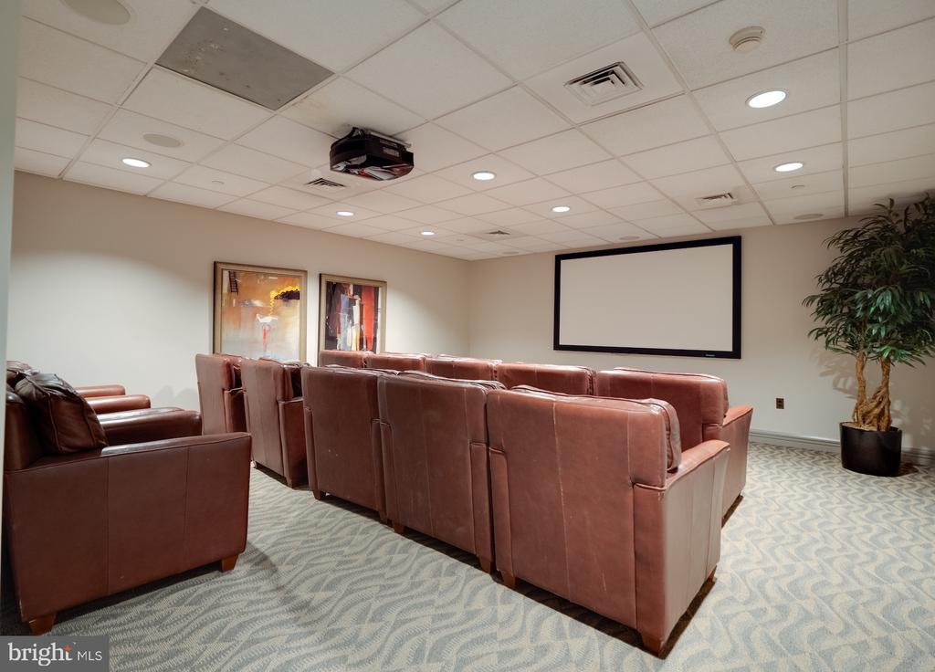 Media room for sports and entertainment. - 880 N POLLARD ST #201, ARLINGTON