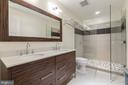 Master bathroom - 1700 CLARENDON BLVD #157, ARLINGTON