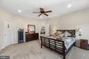 Bedroom 4 is A Princess Suite - 11208 BLUFFS VW, SPOTSYLVANIA