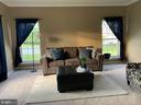 Living room view - 2 ONYX CT, STAFFORD