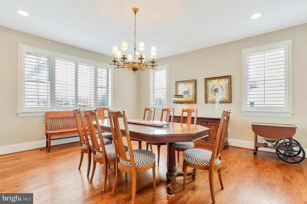 Formal Dining Room - 20131 DAIRY LN, STERLING