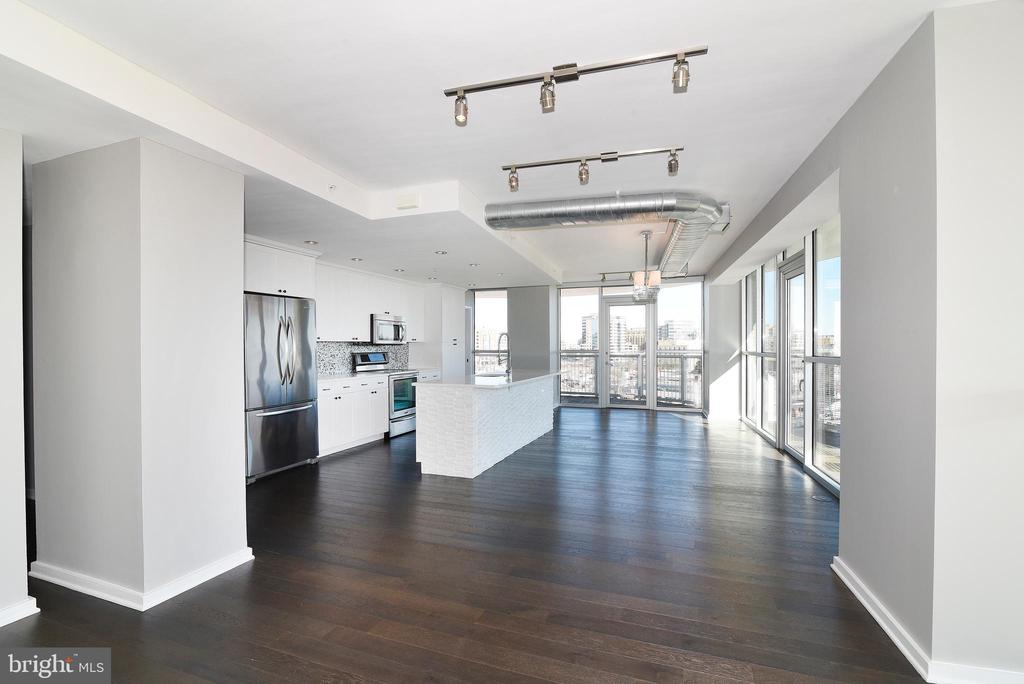 Open Floorplan - 3409 WILSON BLVD #611, ARLINGTON