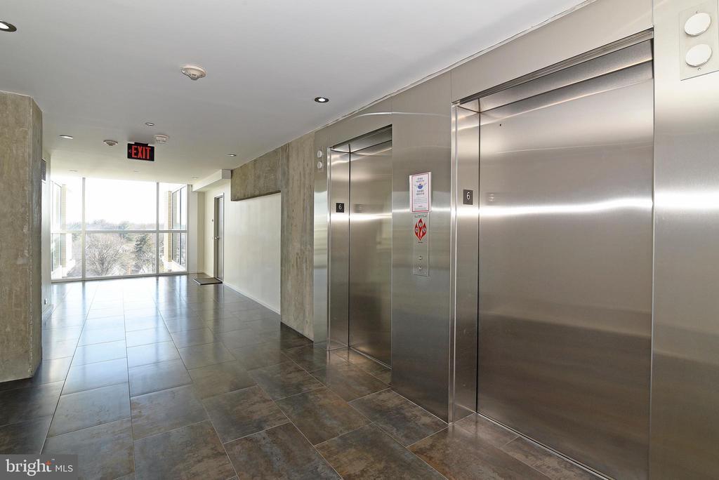 Elevators - 3409 WILSON BLVD #611, ARLINGTON