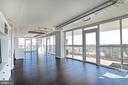 Open Floorplan w/ Floor to Ceiling Glass - 3409 WILSON BLVD #611, ARLINGTON