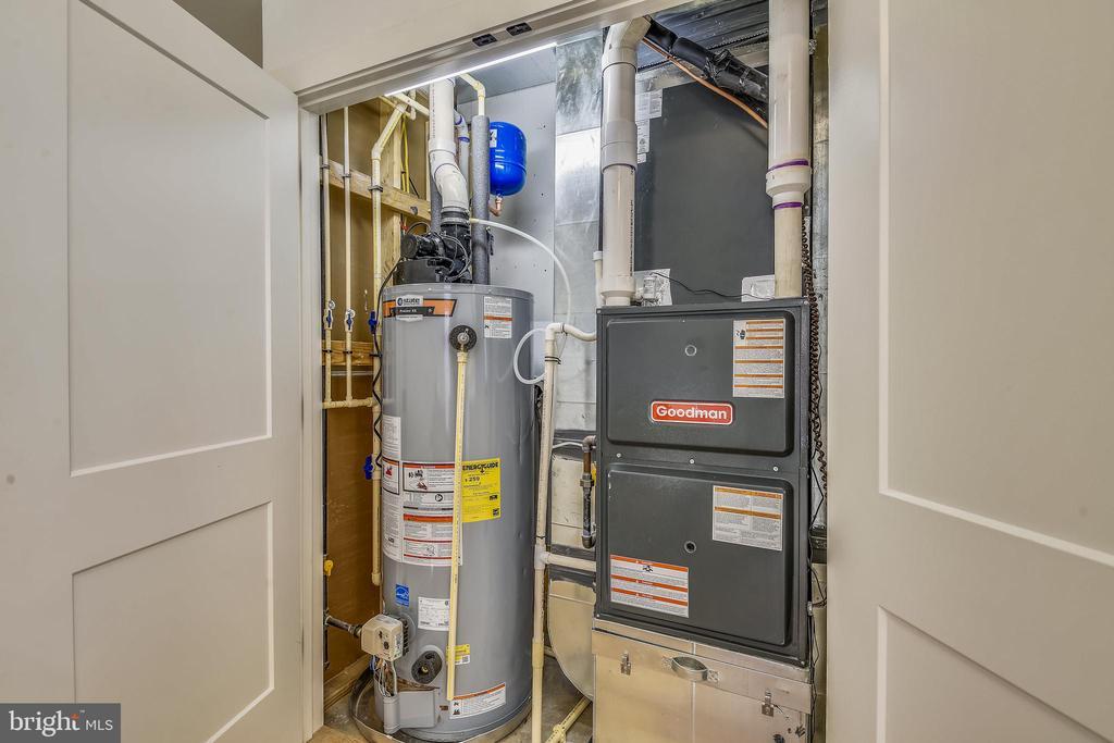 New Utilities - 309 N PATRICK ST, ALEXANDRIA