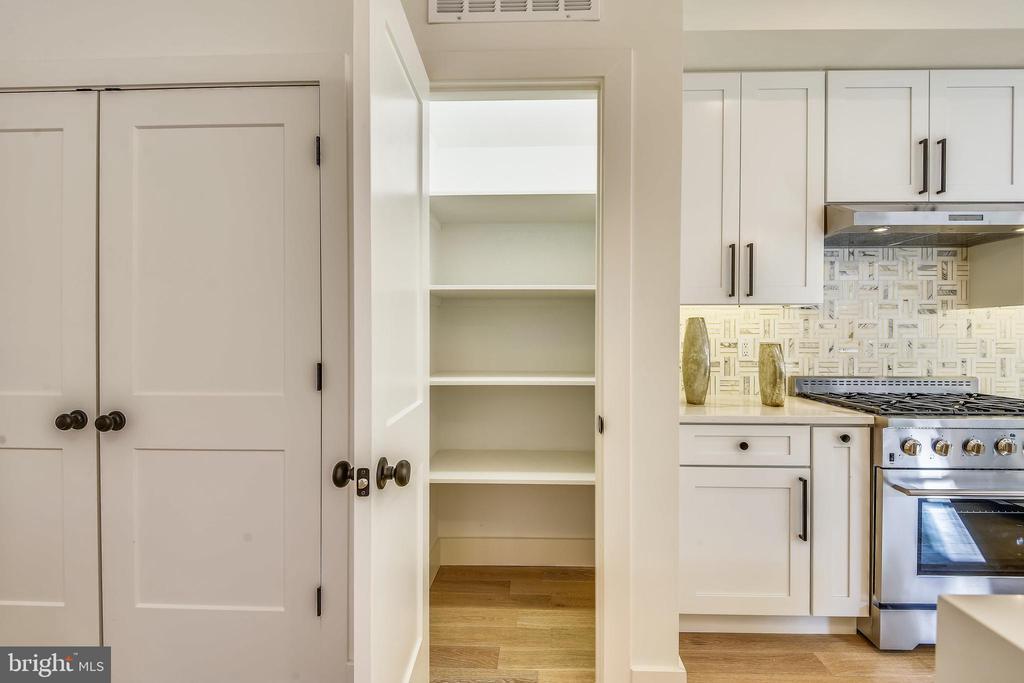 Pantry Storage in Kitchen - 309 N PATRICK ST, ALEXANDRIA