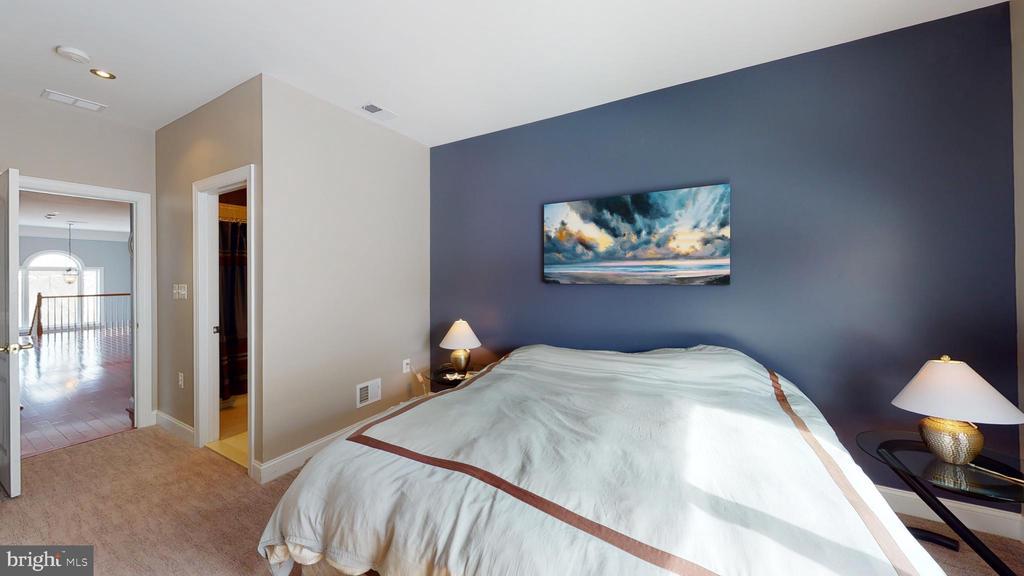 4th Guest bedroom - 206 GREENHOW CT SE, LEESBURG