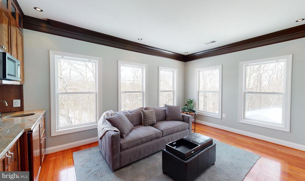 Owner's sitting room - 206 GREENHOW CT SE, LEESBURG