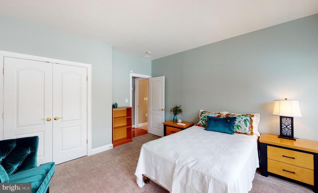 Bedroom 3 - 206 GREENHOW CT SE, LEESBURG