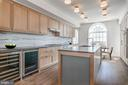 Well appointed Kitchen - 2660 CONNECTICUT AVE NW #PH-D, WASHINGTON