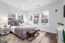 Primary bedroom - 1411 KEY BLVD #211, ARLINGTON