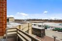 Large Balcony - 3650 S GLEBE RD #267, ARLINGTON