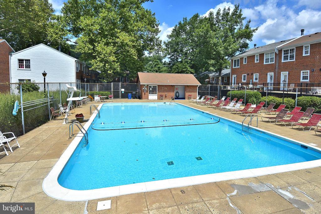 Community pool - 4616 28TH RD S #A, ARLINGTON