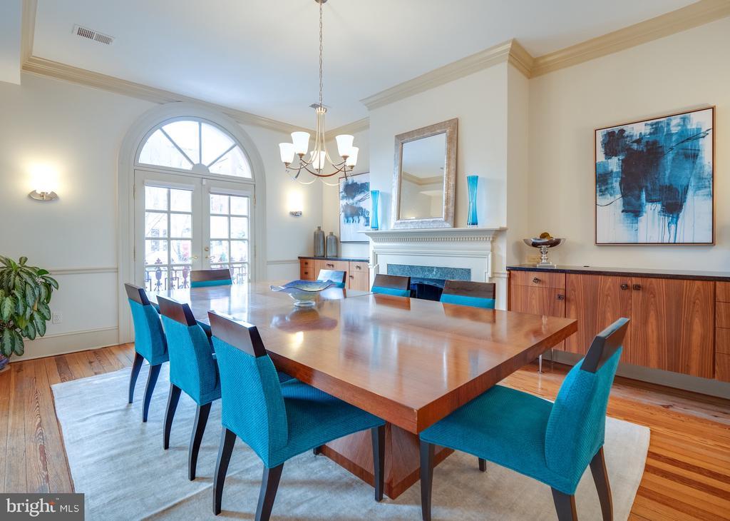 Embassy-sized dining room! - 112 5TH ST SE, WASHINGTON